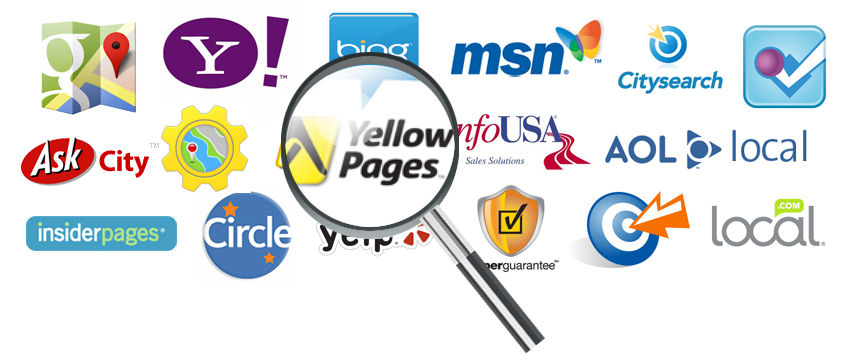 Internet Yellow Pages for Local SEO
